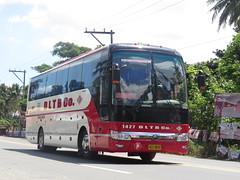 Legazpi High (Joniel Joseph) Tags: pasay tabaco legazpi chinabus dltbco delmontelandtransportationbuscompany yutongzk6122hd9 yutongzk6122crd9 yuchaiyc6l31020l32ya