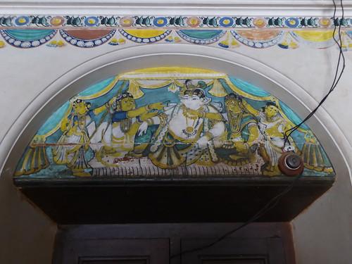Chettinad Mansion, Kanadukathan