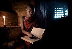 Myanmar (Eug3nio) Tags: travel asia monk buddhism myanmar bagan birmania