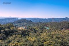 2016.Feb Lake@Keelung  (becky-photo.com(FB:photobybeckys)) Tags: travel blue sea sky mountain tree taiwan  taipei keelung mountaintop