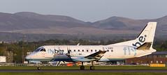 G-LGND SAAB 340, Edinburgh (wwshack) Tags: scotland edinburgh edi saab340 loganair flybe turnhouse egph edinburghairport glgnd