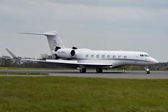 XA-BAL Gulfstream G650 EGGW 2/5/16 (David K- IOM Pics) Tags: london airport jet business xa luton gulfstream ltn xabal eggw g650