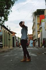 Youth savage. (Marianaok_) Tags: boy urban canon venezuela portait grunge 2016