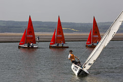 The Wilson Trophy (David Chennell - DavidC.Photography) Tags: carlsberg dinghy wirral westkirby merseyside riverdee northwales westkirbysailingclub thewilsontrophy gjwdirect speedmedical