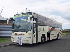 Vallances Coaches of Kirkby-in-Ashfield 'Tallulah II' V44LLN (nearside) (harryjaipowell) Tags: 2003 nottingham bus coach sold marshall isleofwight iveco sandown iow paragon oswestry plaxton westbyfleet kirkbyinashfield dinosaurisle eurorider c49ft 397e1235 owenscoaches fg03jcv vallancescoaches v44lln atcoaches tallulahii