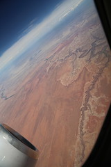 2016_06_02_lax-ewr_463 (dsearls) Tags: river utah flying desert aviation united country canyon aerial erosion rivers geology ual canyons arid aerialphotography jurassic stratigraphy unitedairlines windowseat windowshot weathering 20160602