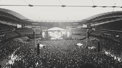 Stone Roses (theGR0WLER) Tags: stoneroses etihadstadium manchester crowd music