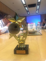 Business Trip to Israel (Efma, Best practices in retail financial services) Tags: israel bank innovation retailbanking