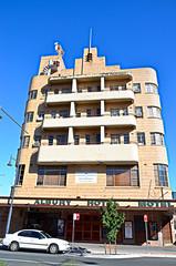 Albury Hotel Motel (Leigh Wright) Tags: australia nsw albury alburyhotelmotel