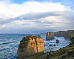 great ocean road (gije_cho) Tags: travel blue sea seascape australia photogaphy  gijecho gjphotolab
