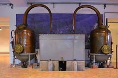 (Jean-Luc Lopoldi) Tags: shiny grasse factory perfume lavender ctedazur brass lavande boiler usine sud fragonard parfum cuivre alambic luisant