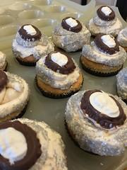 Earl Grey Lavender Cupcakes (Vegan Feast Catering) Tags: party cake vegan tea lavender