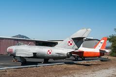 MiG-17F (SBGrad) Tags: 2016 24mmf28d alr d300s krmn mig mig17 nikkor nikon ramona ramonaairport aircraft fighter exif:lens=240mmf28 camera:model=nikond300s exif:model=nikond300s exif:make=nikoncorporation exif:aperture=90 exif:isospeed=200 exif:focallength=24mm camera:make=nikoncorporation