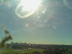 Sydney 2016 May 30 12:53 (ccrc_weather) Tags: sky afternoon outdoor sydney may australia automatic kensington unsw weatherstation 2016 aws ccrcweather