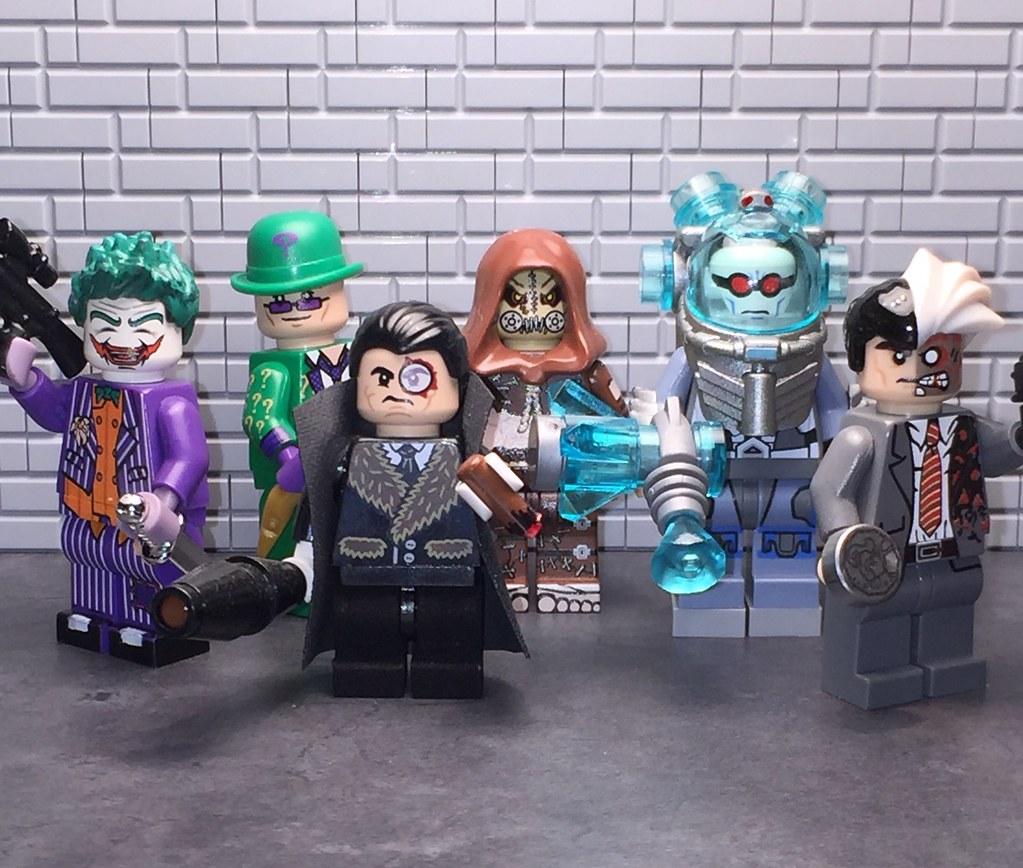 Lego Batman Arkham Knight: The World's Best Photos Of Lego And Origins