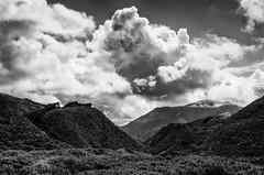 """Darkness & Light"" (23 Photography by Sharon Farrell) Tags: bigsur anseladamsinspired santaluciamountains montereycounty"