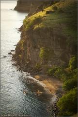 Anse Marigot (Jean-Michel Raggioli) Tags: seascape beach martinique cliffs caribbean fishers lecarbet ourplanet