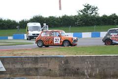 IMG_2438 (Thimp1) Tags: june race racecar mini barc bmc donington 2016 saloons