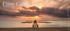 Costa Clida (Carlos J. Teruel) Tags: sea cloud sunrise landscape photography mar nikon mediterraneo murcia amanecer le cielo nubes marmenor inverso marinas 1835 filtros gnd santiagodelaribera nikon1835 lagunasalada regindemurcia costaclida xaviersam carlosjteruel d800e nikonafsnikkor1835mmf3545ged