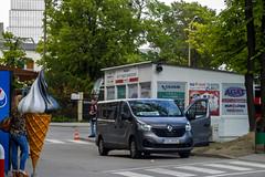 Renault Trafic (Konrad Krajewski) Tags: renault trafic