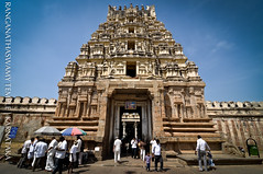 Sri Ranganathaswamy Temple - Srirangapatna (cz1989) Tags: travel india temple karnataka mysore ranganathaswamy