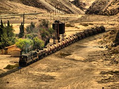 Ferronor, Estacin Montandn. 1 (DeutzHumslet) Tags: chile station train canon gm desert atacama estacion desierto 83 82 g12 sx20 potrerillos emd montandon ferronor dblringexcellence tplringexcellence eltringexcellence