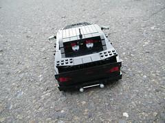 Mitsubishi Lancer Evolution X (Luke-M) Tags: black car japan lego evolution x lancer mitsubishi