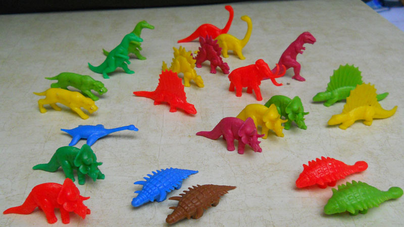 Prehistoric Animals Toys : The world s best photos by malidicus flickr hive mind