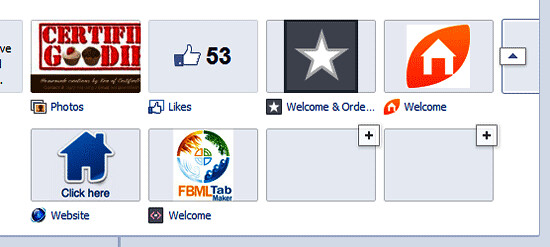 Facebook Timeline Apps and Tabs