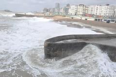 Brighton_Beach_0033 (Peter-Williams) Tags: uk sea beach sussex pier seaside brighton wave seafront groyne