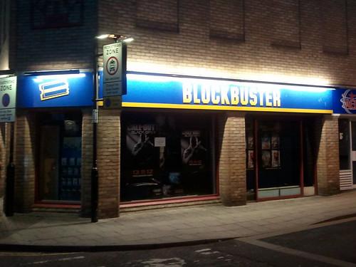 blockbuster movierental