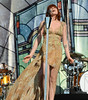 Florence Welch of Florence and the Machine BBC Radio 1's Hackney Weekend held at Hackney Marshes - Day 2 London, England