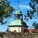Blick von der Burg auf die ev. Marienkirche in Hornburg