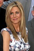 Jennifer Aniston is honored with a Star on the Hollywood Walk of Fame on Hollywood Blvd Los Angeles, California