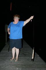 Fishin in the dark (TrotlineDesigns (Ron Joseph) In The Glades) Tags: fish feet night fetish lesbian foot fishing bbw fingers milf amputee ssbbw gmilf