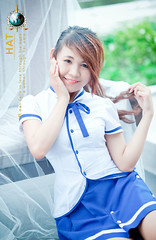 School girl (Hatphoenix) Tags: cute beautiful beauty asian model asia teen lovely kute hatphoenix