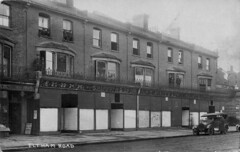 ...Eltham Road, 13 DEC 1915 (the3robbers) Tags: london war oldphoto soldiers ghosts ww1 1915 the3robbers elthamroad thomastillingltd carstonmews