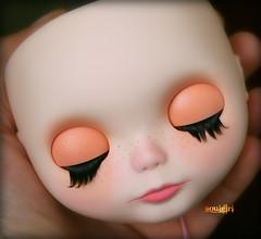 Liv's eyelids :)