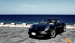 Porsche 911 Carrera S Jeddah by Yasser Helmy GoldenLion (Instagram: @GLTSA) Tags: by 911 s porsche jeddah 2012 carrera yasser helmy  goldenlion      2013