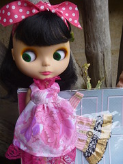 Tigerlily, where is that new dress?!!    I dunno Mum!!