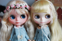 Who's the real Alice? (_*catching up*) Tags: doll spell midnight kenner blythe mecanique poupee vainilladolly