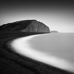 The Snake & the Zebra (Weeman76) Tags: longexposure seascape coast le geology 2470mm jurassiccoast dorsetcoast zoomnikkor nd110 paulwheeler