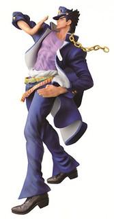 「JOJO冒險野郎」第三部:星塵鬥士~WHITE SIDE~ 一番賞情報圖