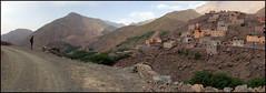 Aremd (Ecalveras) Tags: africa mountain rural trekking village pueblo paisaje panoramic morocco atlas montaa marruecos lanscape panormica aldea aremd sederismo