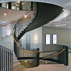 The Cog VI (hansn) Tags: architecture modern stairs gteborg square europa europe sweden contemporary gothenburg steps architect sverige cog arkitektur goteborg trappa squarish arkitekt thecog gertwingrdh wingardhs wingardh kuggen wingrdh wingrdhsarkitektkontor