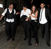 Ben Foden, Harry Styles and Una Healy The wedding of Rochelle Wiseman and Marvin Humes at Blenheim Palace Oxfordshire, England
