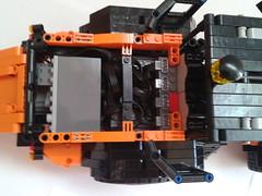 Hitachi ZW 310 (dfs473) Tags: wheel lego technic loader hitachi 310 2012 zw radlader dfs473