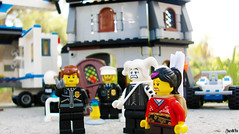 Week 32 (chrisofpie) Tags: chris project pie toy toys outdoors funny lego jester lol liam legos hero knight brave heroes minifig weeks mime 52 minifigure minifigures 52weeks stunningphotography legohero whitejester chrisofpie 52weeksofliamthemime