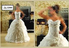 صوره اصليه ل فستان زفاف من الكاتلوج وارد من تركيا مباشره