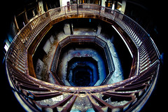 He Said He Meant It (Thomas Hawk) Tags: usa abandoned unitedstates fav50 10 michigan unitedstatesofamerica detroit fav20 fav30 farwell waynecounty farwellbuilding fav10 fav25 harriewbonnah fav40 fav60 fav70 superfave